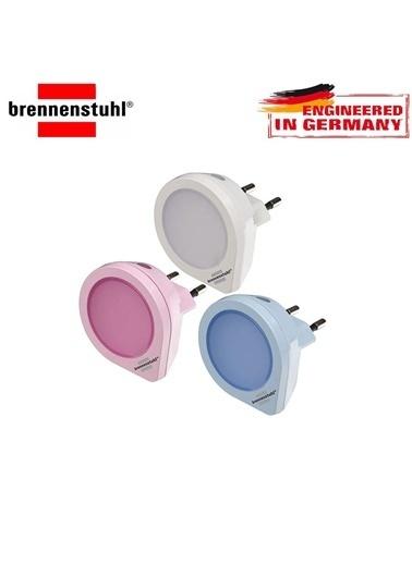 Karanlık Sensörlü 3 Renk Set Nl 01 Qd 1 Led 1,5 LM Gece Lambası-Brennenstuhl